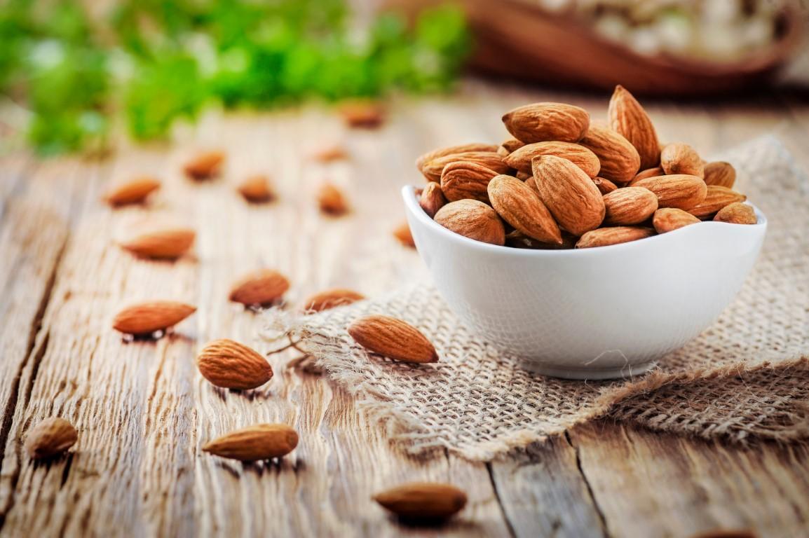 amandes aliments riches en fibres