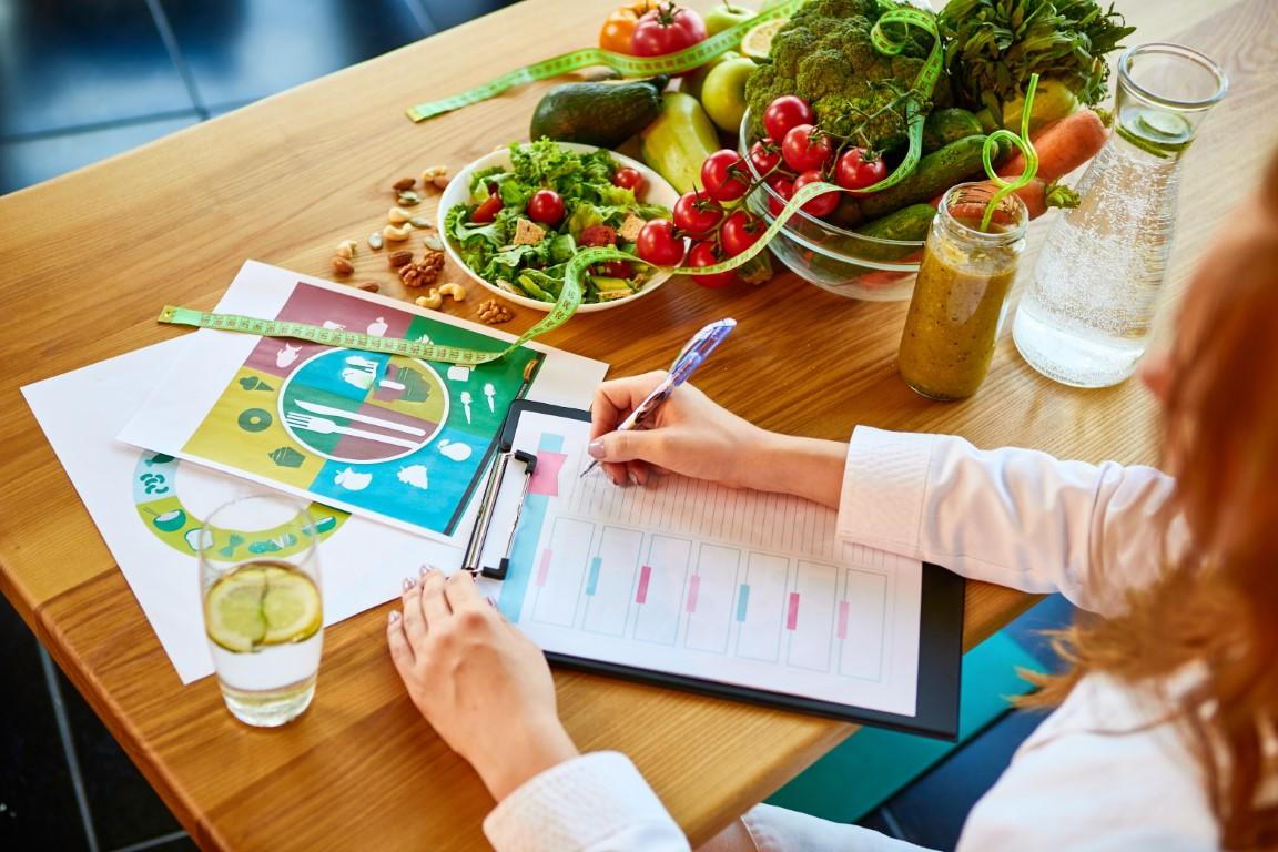 diététicienne ou une nutritionniste pour maigrir