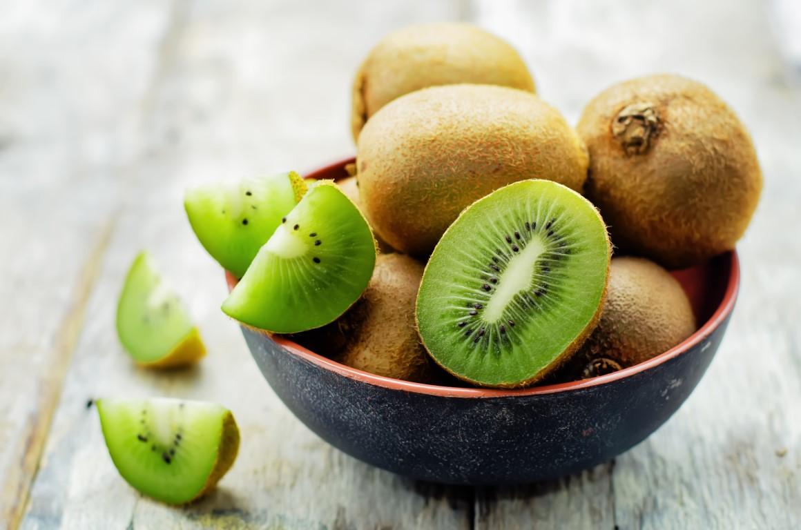 kiwis un fruit riche en fibres