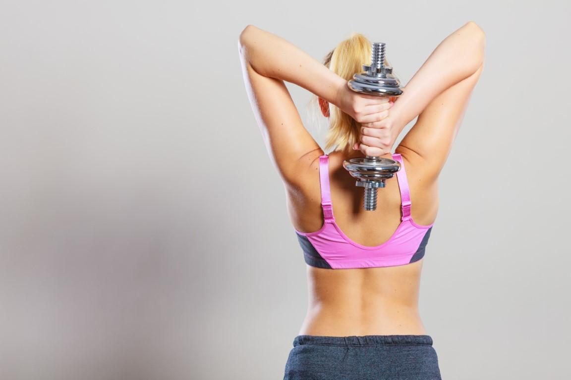 meilleurs exercices pour femme pour se muscler les bras