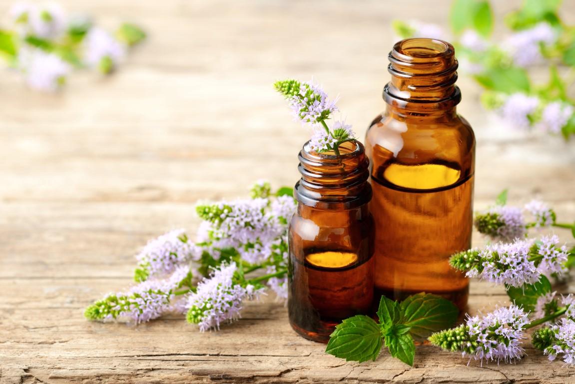 huile essentielle de menthe poivrée pour maigrir