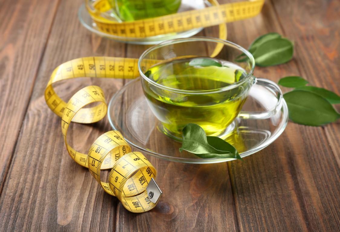 boisson thé vert pour la perte de poids