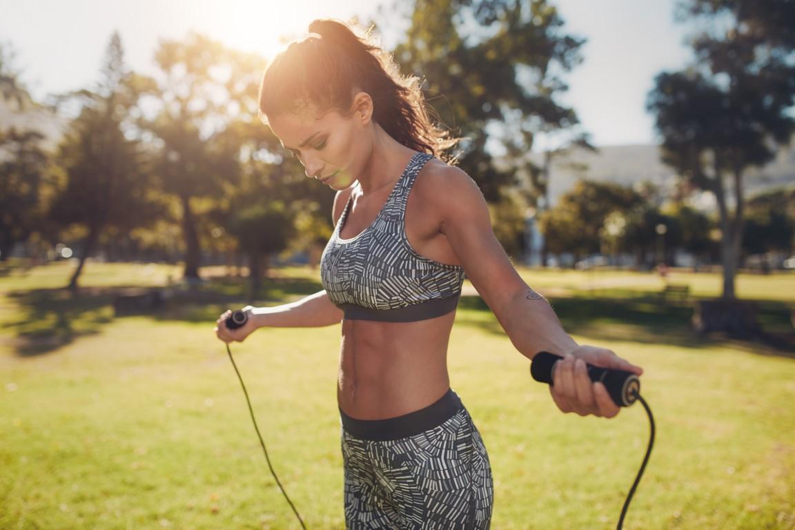 corde à sauter exercice pour maigrir