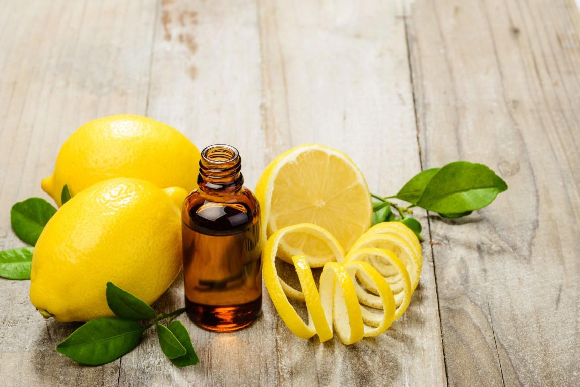 huile essentielle de citron pour maigrir