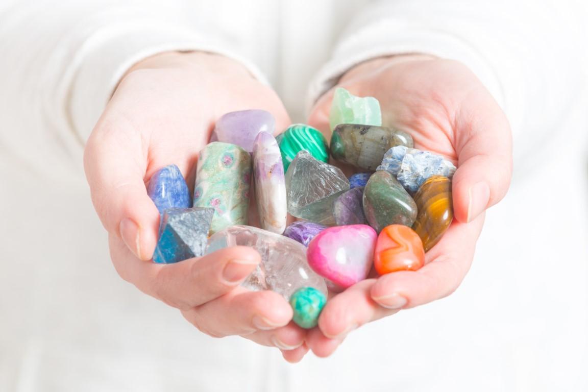 pierres de lithothérapie pour maigrir