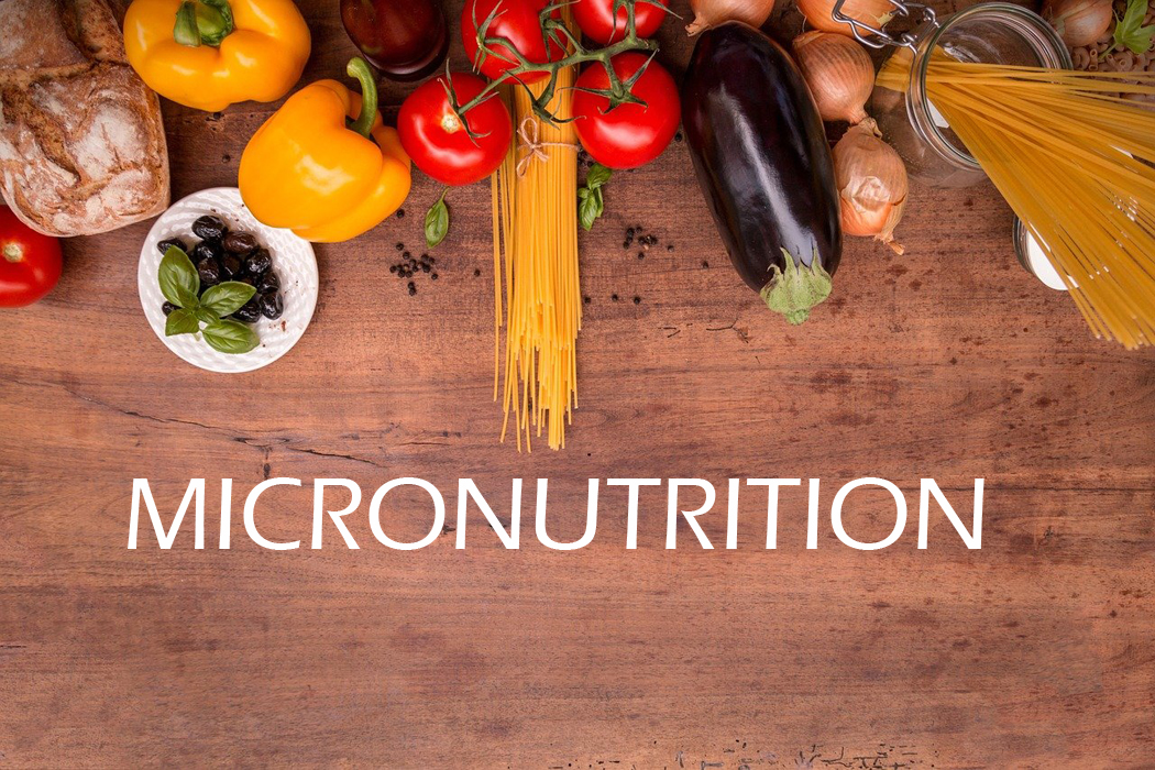 micronutrition et micronutriments