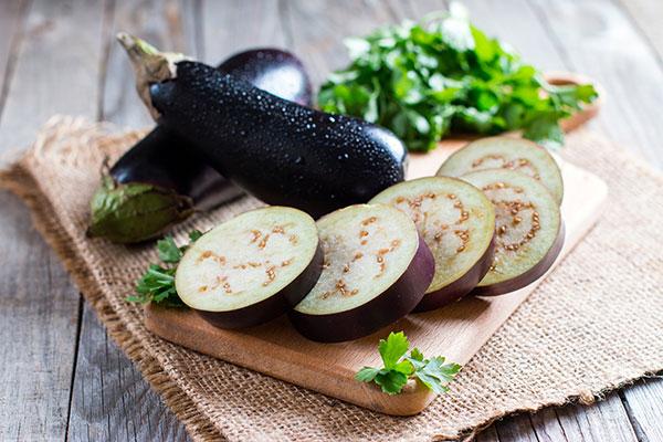 aubergine aliment minceur