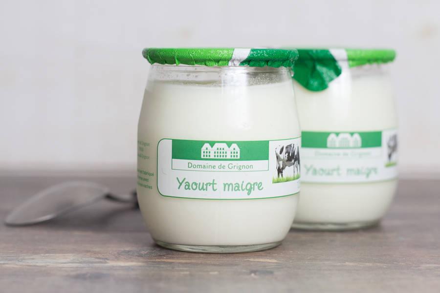 yaourt maigre aliment minceur