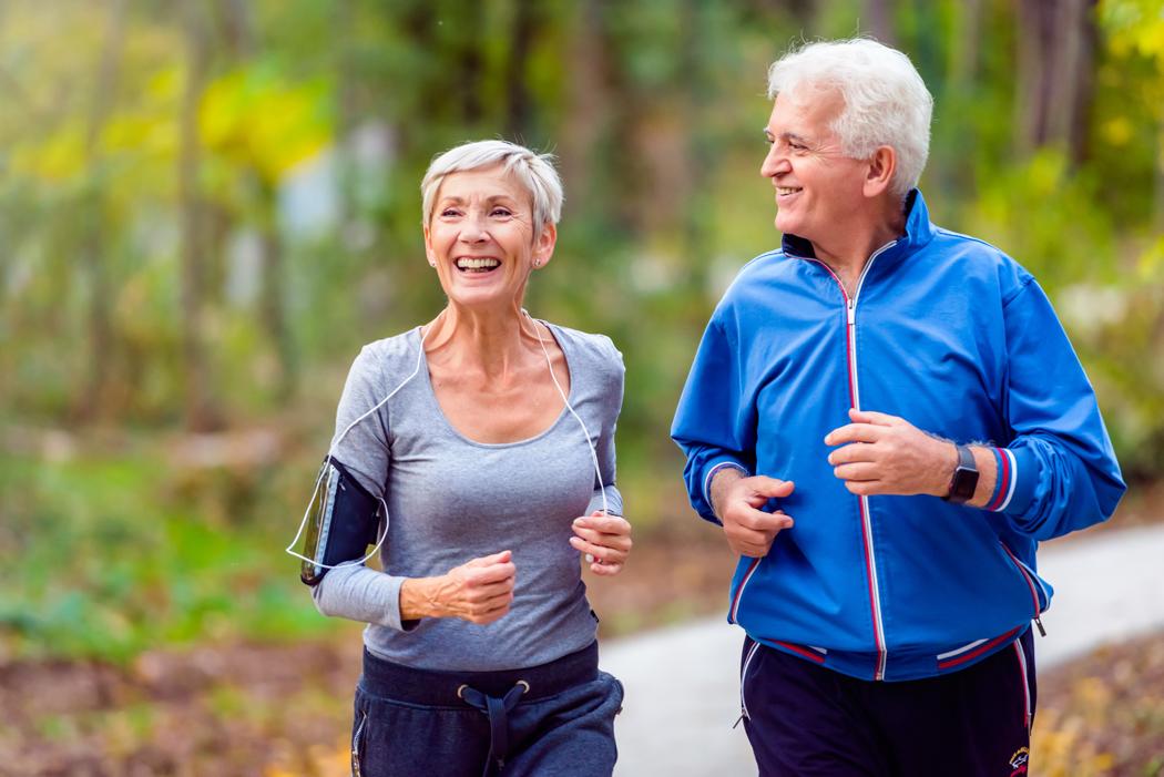 bienfaits du sport sur la mémoire des personnes âgées