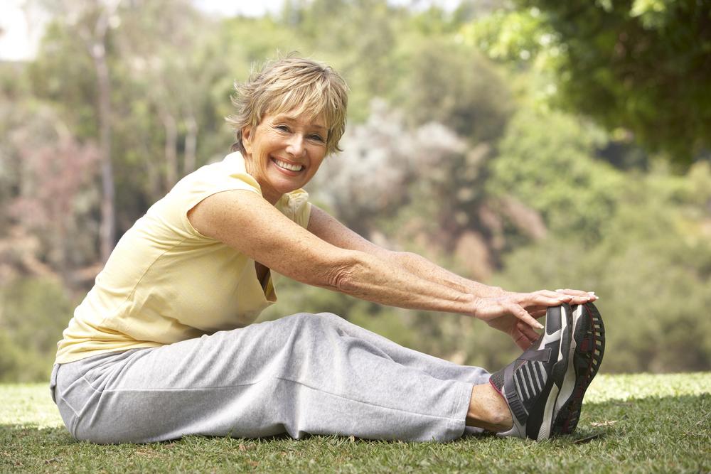 Quels exercices de fitness pour une femme de 60 ans