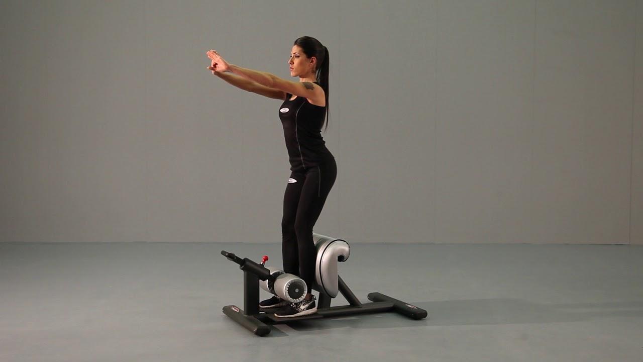 Sissy squat avantages et conseils pour bien réaliser cet exercice